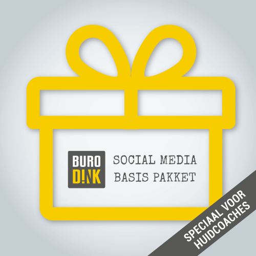 Social-media-basis-pakket-huidcoaches